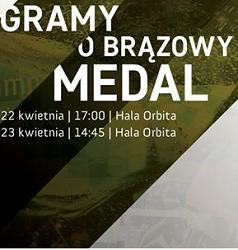 Impel o medal zagra w piątek i sobotę