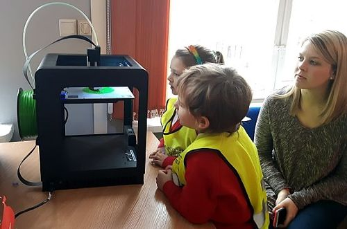 Young Makers Lab pełen niesamowitych atrakcji
