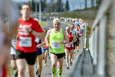 I Półmaraton Miękinia plus bieg na 10 km: Runner`s World Super Bieg
