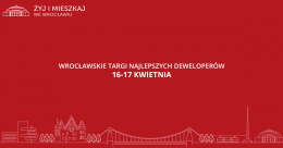 Targi mieszkaniowe Żyj i mieszkaj we Wrocławiu