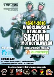 Wrocławskie Otwarcie Sezonu Motocyklowego