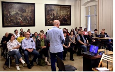 Wykłady i spotkania w Muzeum Narodowym