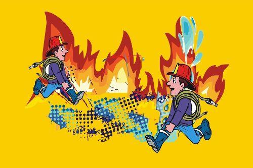 Pali się! – spektakl dla dzieci