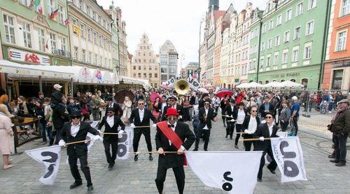 Parada Jazzowa: Rynek – Hala Stulecia