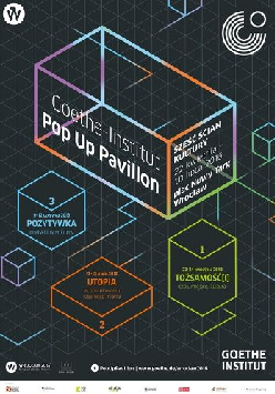 Szklany pawilon, czyli Goethe-Institut Pop Up Pavillon
