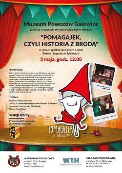 Spektakl dla dzieci w Galowicach