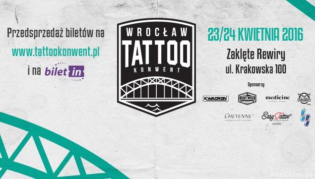 Wrocław Tattoo Konwent