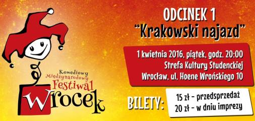 Festiwal Wrocek – Krakowski Najazd