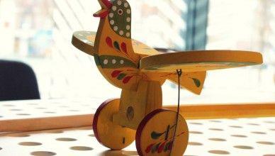 Zabawka jaworowska: warsztaty tworzenia ekologicznych zabawek