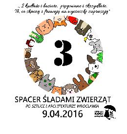 Spacer śladami zwierząt po sztuce i architekturze Wrocławia