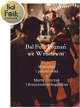 Bal Folk Poznań we Wrocławiu - warsztaty