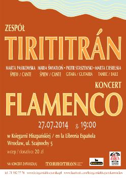 Koncert zespołu TIRITITRAN