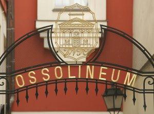 Księgarnia Ossolineum w Hali Stulecia