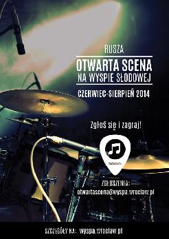 Otwarta Scena: koncert zespołów Seassel i Stan Surowy