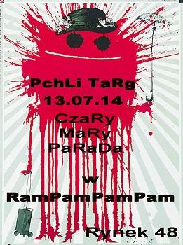 Pchli Targ w Ram Pam Pam