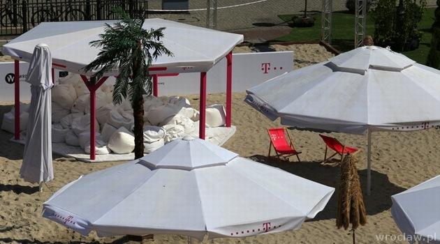 Plaża na Solnym