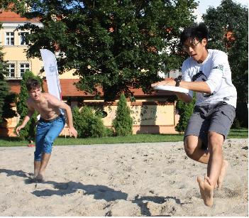 Sportowa Wyspa Piaskowa