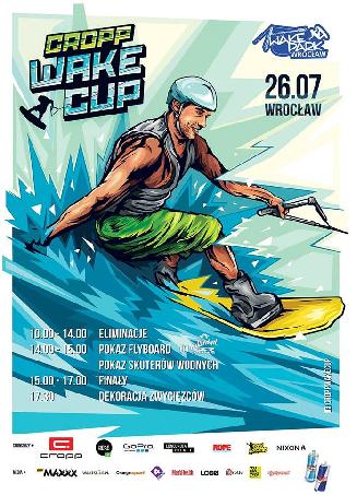 Cropp Wake Cup