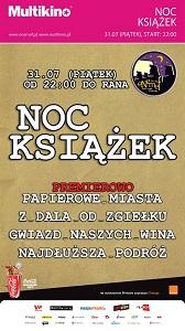 ENEMEF: Noc Książek