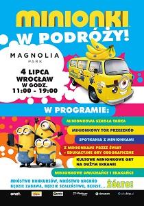 Minionki we Wroclawiu