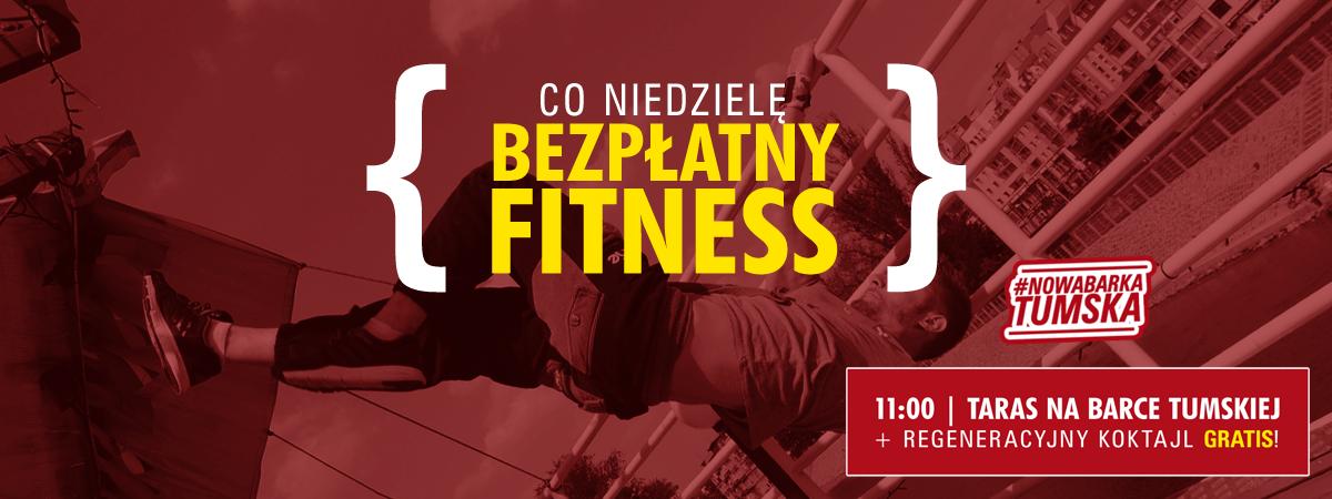 Bezpłatne zajęcia fitness na Barce Tumskiej