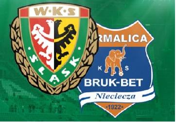 Mecz na Stadionie Wrocław