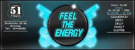Feel The Energy
