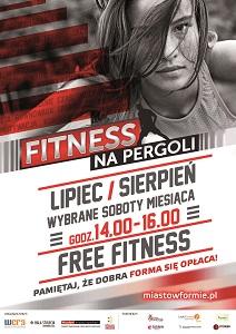 Fitness na Pergoli