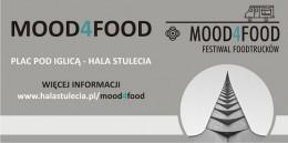 Mood4Food - Food Trucki pod Halą Stulecia