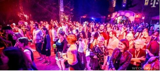 Klub festiwalowy T-mobile Nowe horyzonty w Arsenale