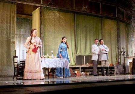 """Eugeniusz Oniegin"" – retransmisja opery"