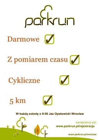 Parkrun Wrocław