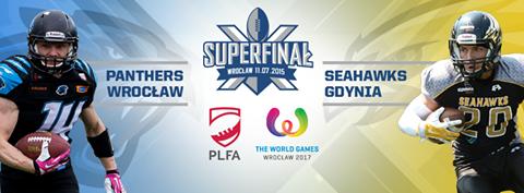 Super Finale Polskiej Ligi Futbolu Amerykańskiego (PLFA)