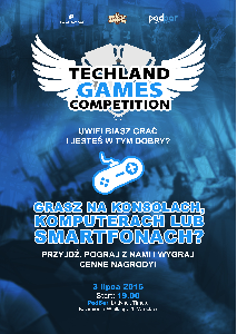 Techland Games Competition