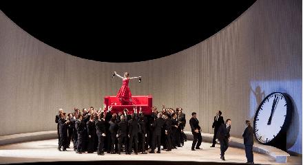 Retransmisja z Metropolitan Opera: La Traviata Verdiego