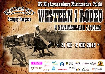 Mistrzostwa Polski Western i Rodeo