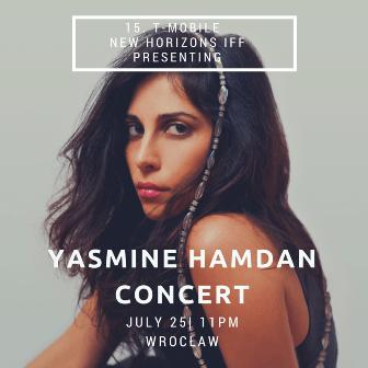 Yasmine Hamdan - koncert