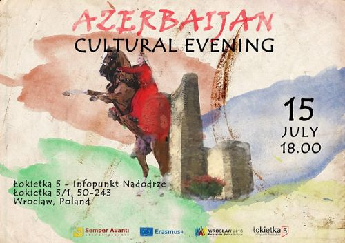Dzień z Azerbejdżanem