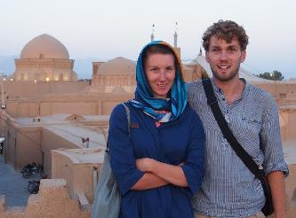 Kierunek na Wschód – Małgorzata i Michał Brezdeń