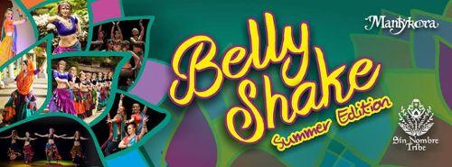 Belly Shake – impreza taneczna w Starym Klasztorze
