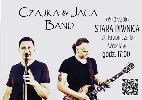 Koncert: Czajka & Jaca Band