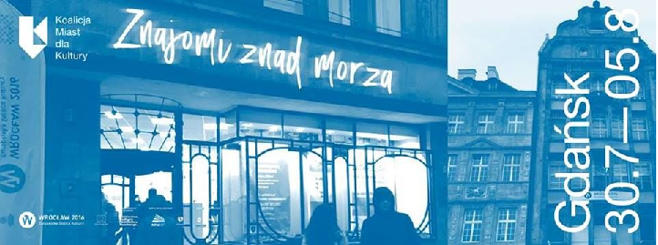 Koalicja miast: Gdańsk – Znajomi znad morza