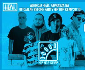 Hip Hop Kemp 2016 – before party we Wrocławiu