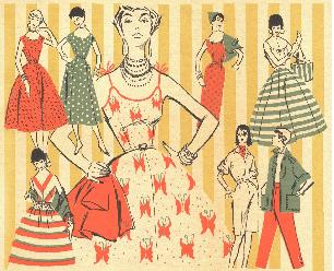 Wymiana ubrań w Księgarni Hiszpańskiej