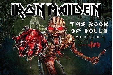 Iron Maiden na Stadionie Wrocław