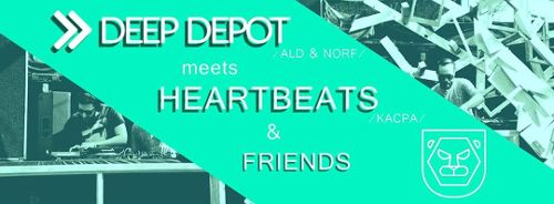 Deep Depot spotyka HeartBeats & Friends