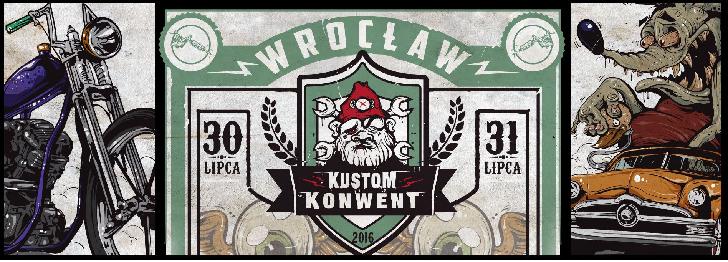 Kustom Konwent 2016 Wrocław