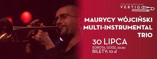 Maurycy Wójciński Multi-instrumental Trio