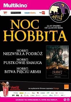 ENEMEF: Noc Hobbita w Multikinie