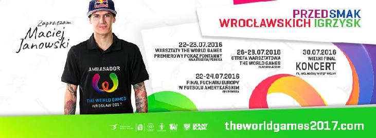 Warsztaty World Games